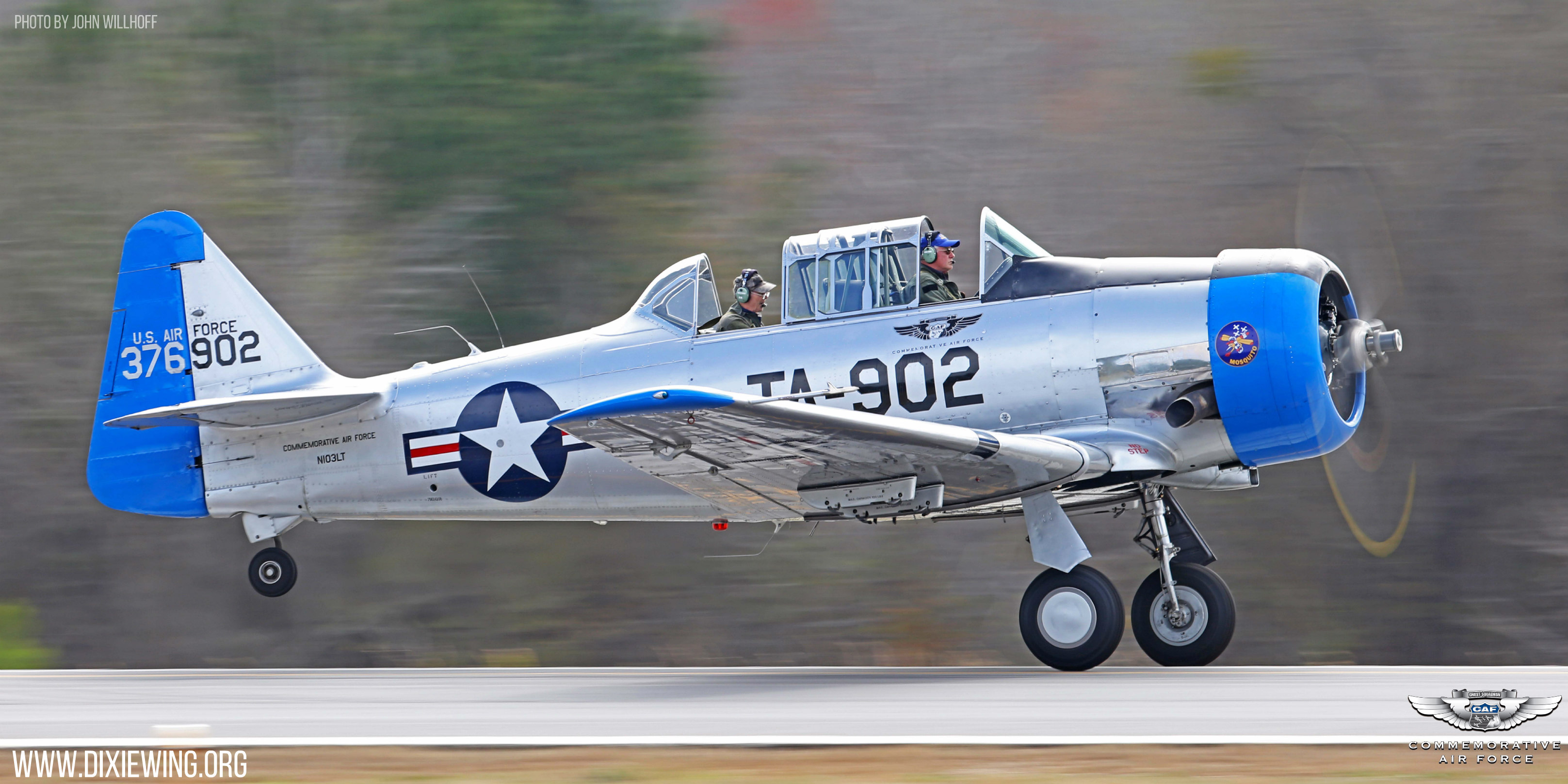 North American T-6 Texan