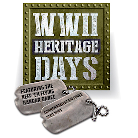 WWII Heritage Days Postponed to Sept. 12-13