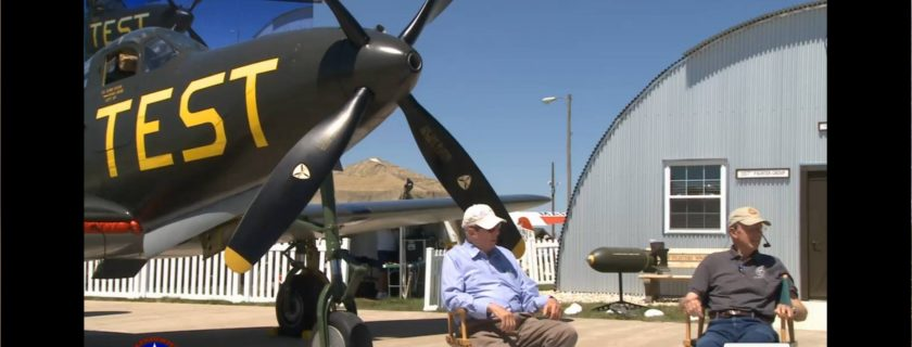 Video of the P-63 Presentation in Oshkosh
