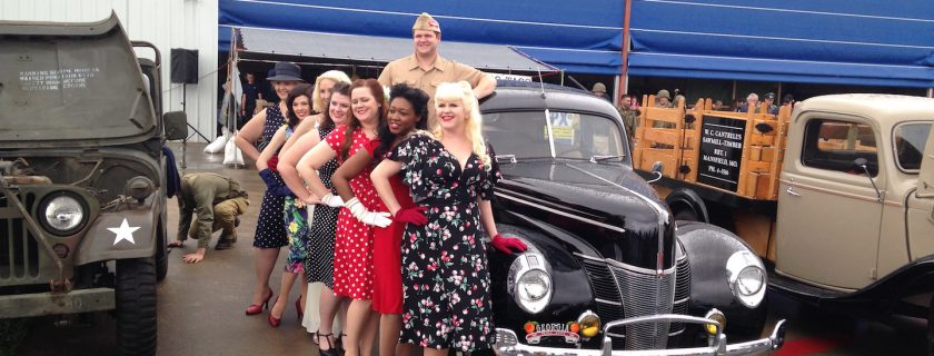WWII Heritage Days Celebrates The 1940s