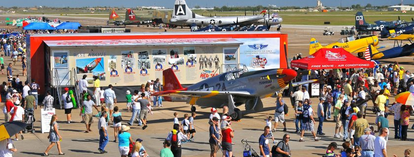 Exciting opportunity to learn about the Tuskegee Airmen coming to Atlanta