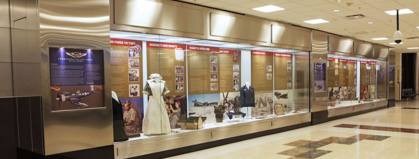 CAF Dixie Wing Honors WWII Heroes, Homefront and Local Heroes at Atlanta Airport