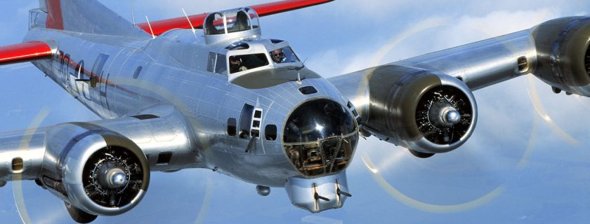 B-17 Bomber to Arrive for Atlanta Warbird Weekend