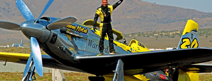 Living Aviation History Day Features History of Racing Planes