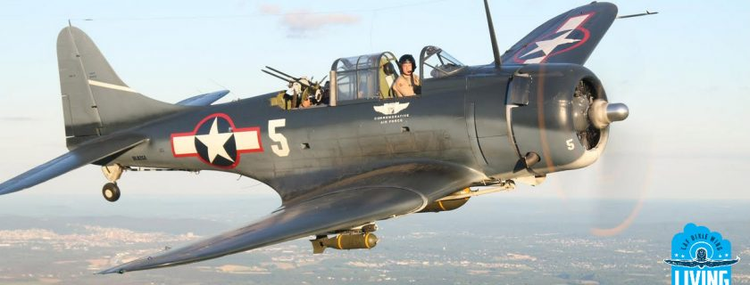 The SBD Dauntless and the Battle of Midway Come to Living Aviation History