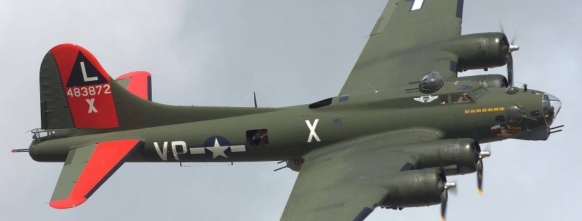 B-17 Bomber to Arrive for WWII Heritage Days