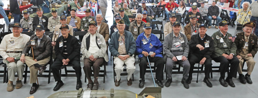 WWII Heritage Days 2020 Will Honor Veterans, Celebrate 75th Anniversary of World War II Victory