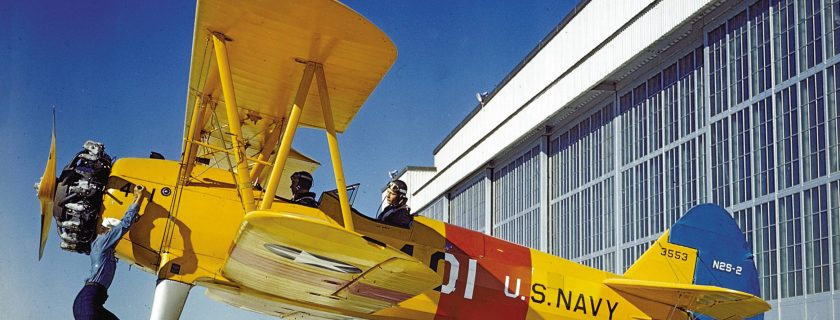 Stearman Restoration -November Update
