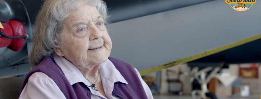 """Interview With Our """"Rosie The Riveter"""" Betty Bishop"""